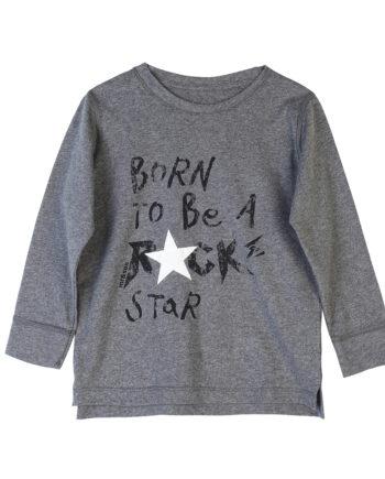T-Shirt Born To Be A Rock Star Kids