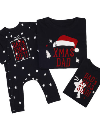 Sweatshirts Xmas Combo Xmas Dad - Dad's Xmas Satr - Dad's Xmas Gift